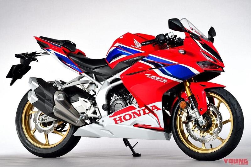 Honda CBR250RR Terbaru 002