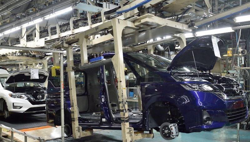 Pabrik Nissan indonesia