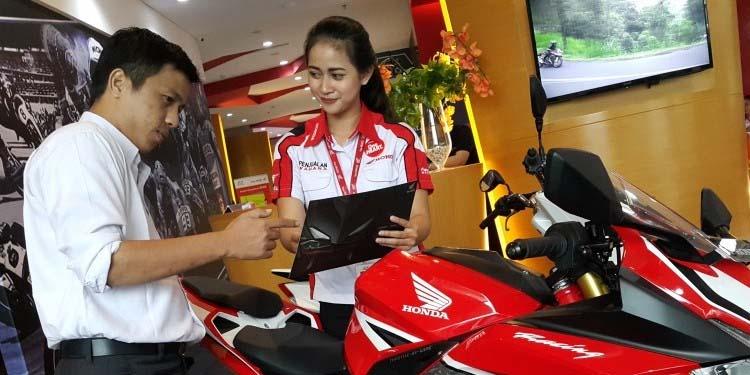 Pengajuan kredit motor