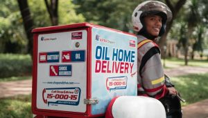 Shop&Drive oil home service