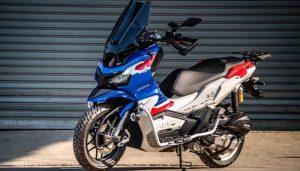 Honda ADV 150 Modifikasi Angry Bird 007