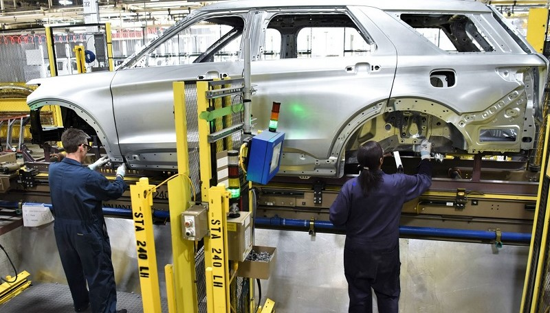 Pabrik Ford