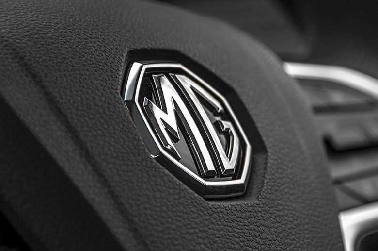 Logo MG (Morris Garage)