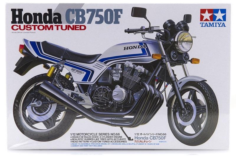 Honda CB750F 001