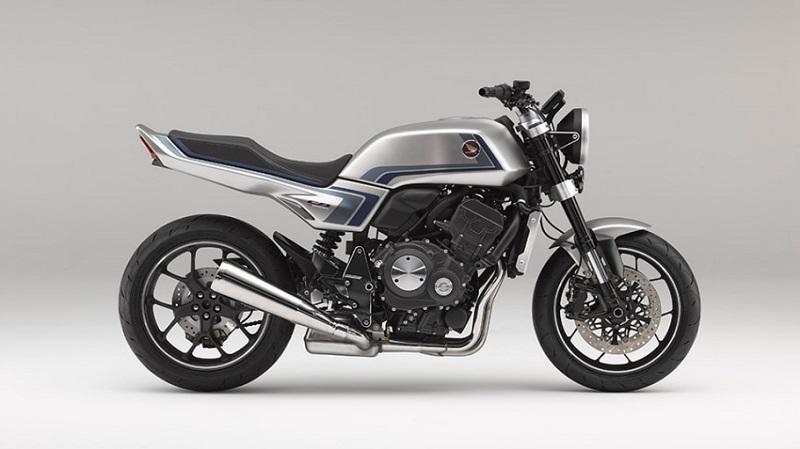 Honda CB F 005