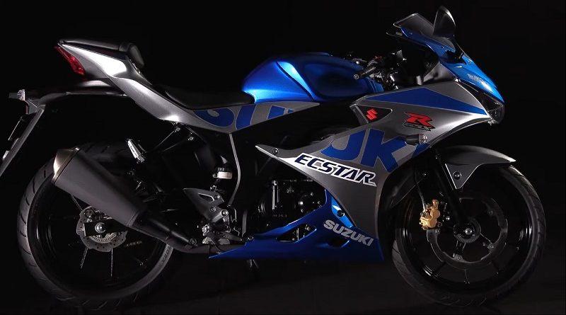 Suzuki GSX-R150 terbaru