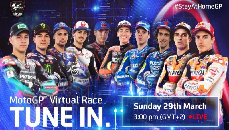 MotoGP Virtual 2020