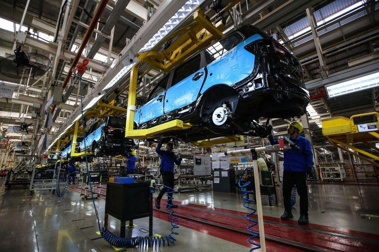 Pabrik Wuling Motors Indonesia