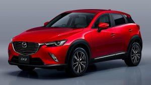 Mazda CX-3 dan mazda6