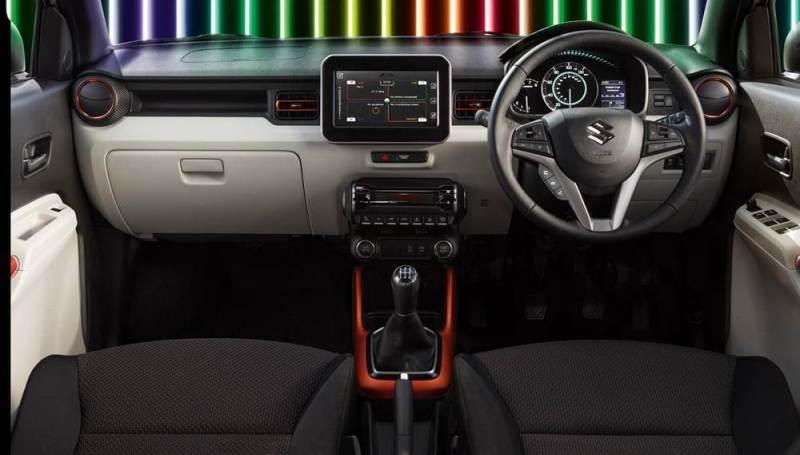 Suzuki Ignis bekas tranmisi manual