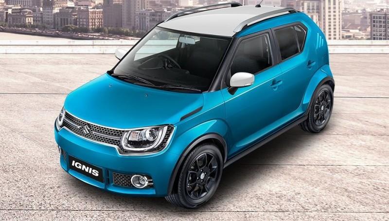 spesifikasi Suzuki Ignis 4