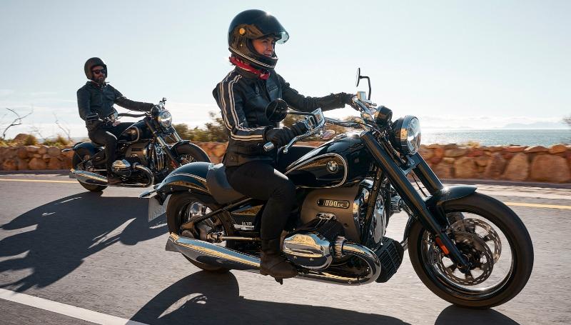 Test Ride BMW R18 001