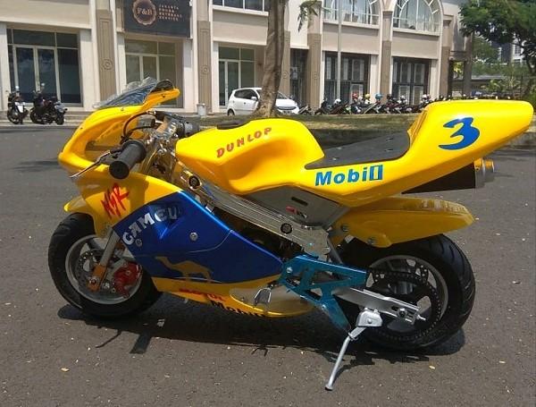 Motor mini model GP