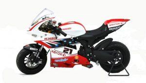 Motor mini model Ducati
