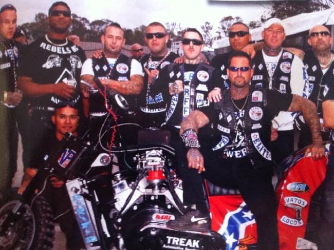 The Rebels Motorcycle Club