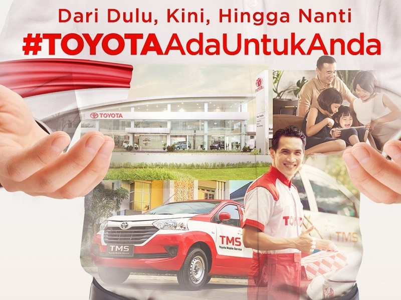 Layanan Toyota Mobile Service