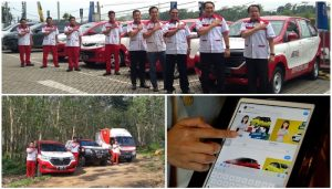 Layanan servis Toyota Indonesia