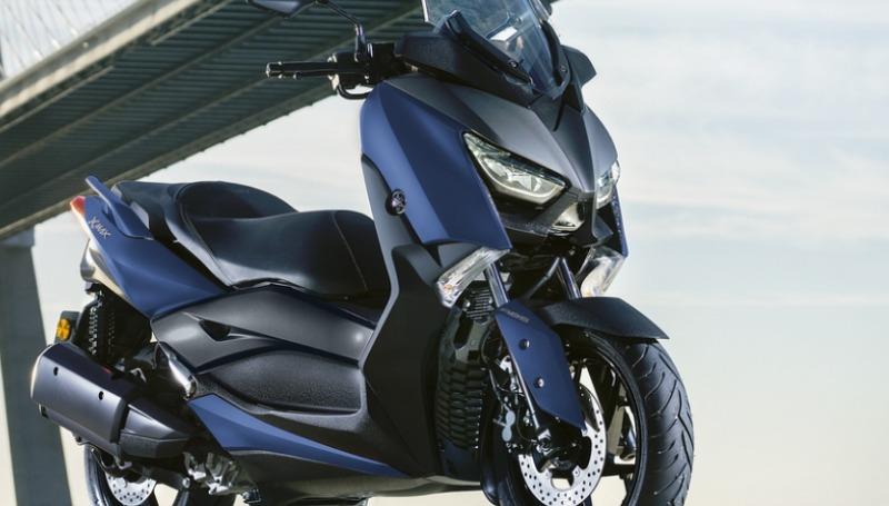 Review Yamaha Xmax 250 006