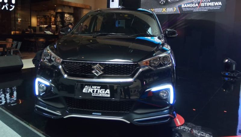 Harga All New Suzuki Ertiga