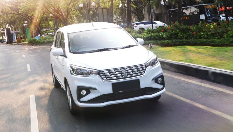 Harga Suzuki Ertiga terbaru