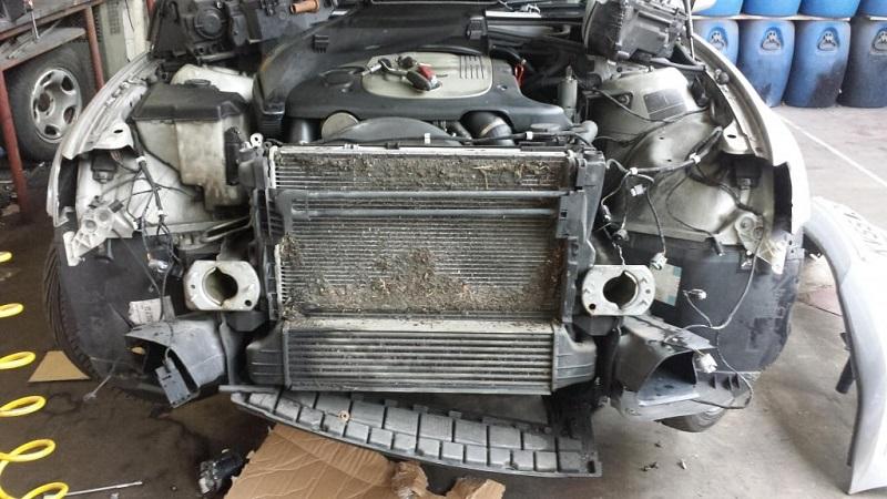kerusakan yang sering terjadi di AC mobil