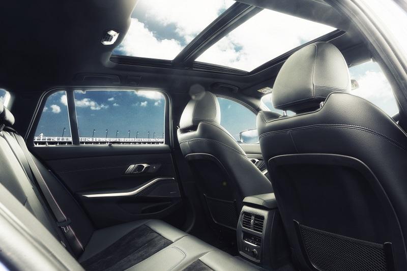 Kabin BMW Seri 3 Touring