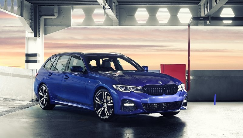 Spesifikasi BMW Seri 3 Touring