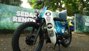 modifikasi motor legenda