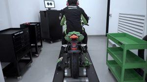 ZX 25R dyno test