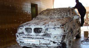 cara membuat shampo mobil