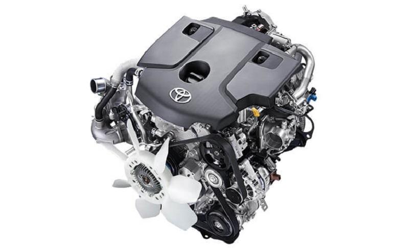 Mesin diesel toyota innova bekas