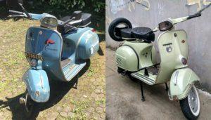 Perbedaan Vespa Super dan Sprint 001