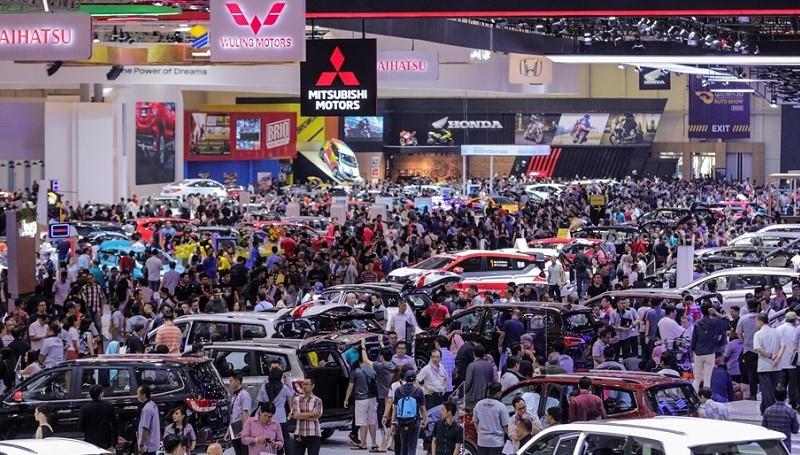 industri otomotif di tengah pandemi Korona