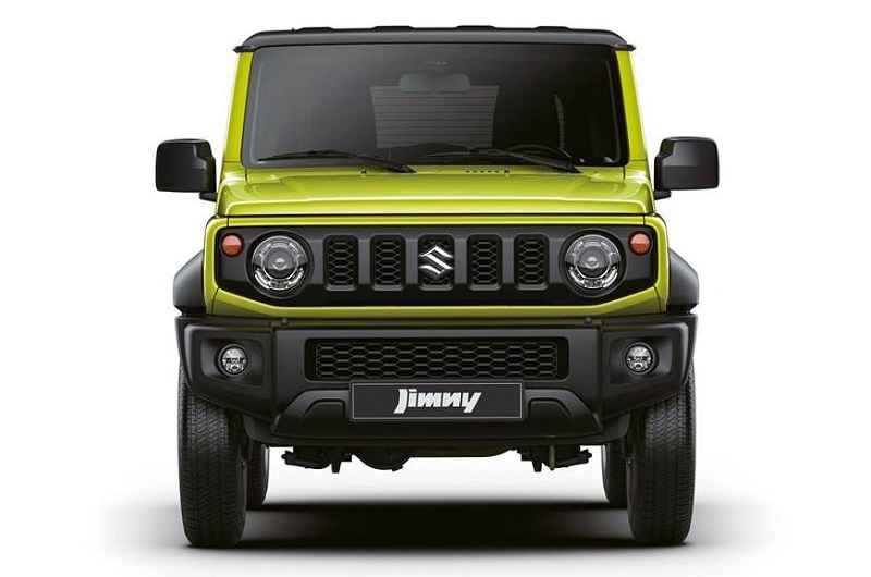 Suzuki Jimny masih dijual