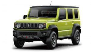 Suzuki Jimny Long Wheelbase