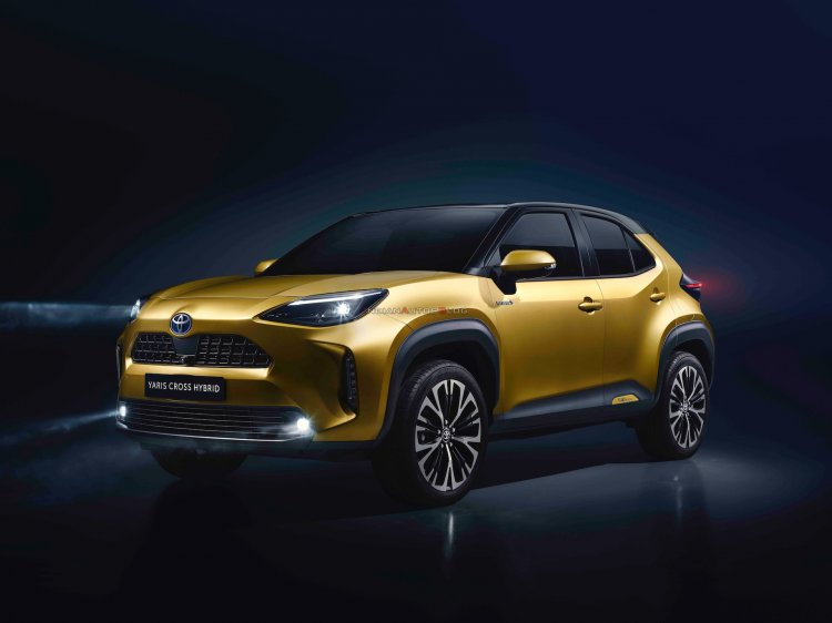 Spesifikasi Toyota Yaris Cross