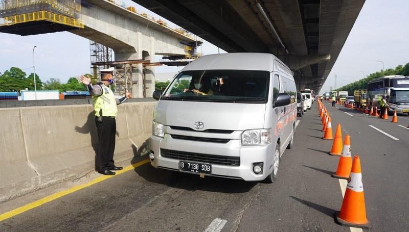Kendaraan yang Bisa Keluar Masuk Jakarta