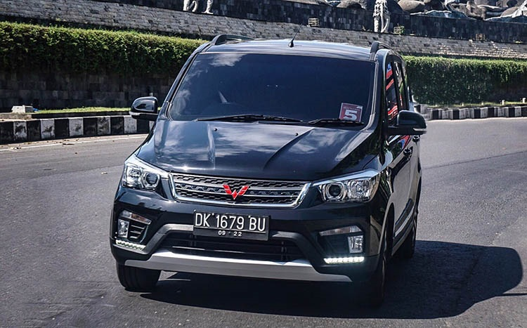 Wuling Seri Confero mengukir Sejarah Wuling Motors Indonesia