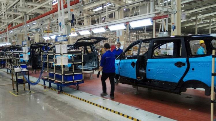 Penjualan Wuling Motors Indonesia