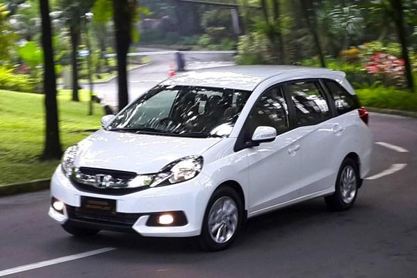 Honda Mobilio Gen II