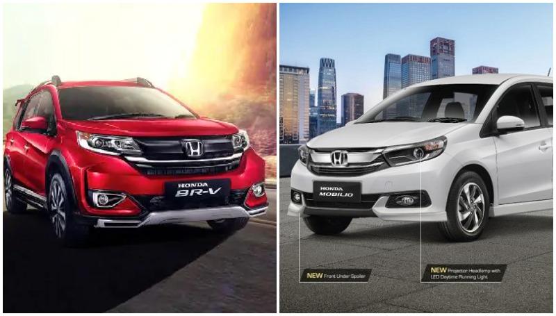 Honda BR-V Vs Mobilio