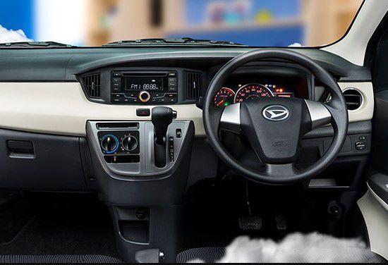 Transmisi matik Daihatsu Sigra
