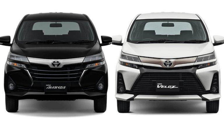 Komparasi Honda Mobilio Vs Toyota Avanza dari sisi dimensi