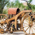 motor pertama di dunia