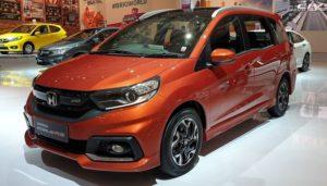 mobil lsitrik Honda Mobilio Hybrid