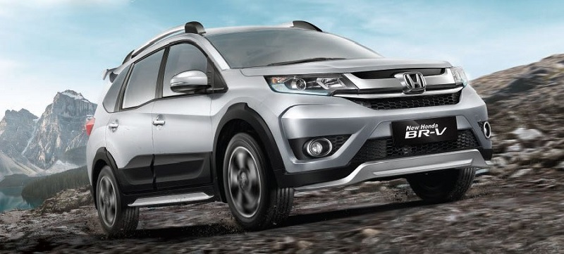 Ground clearance Honda BR-V
