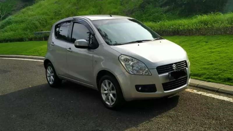 Suzuki Splash GL 2011 pilihan mobil seharga Rp 70 jutaan