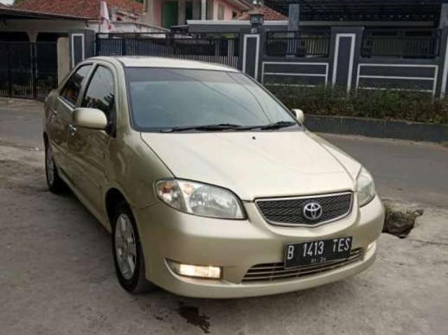 Mobil seharga Rp 70 jutaan, Toyota Vios G 2004