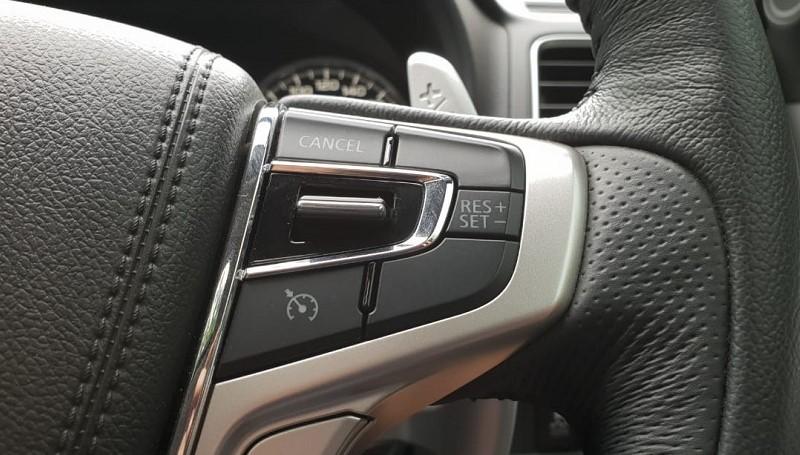 Cruise Control Mitsubishi Xpander
