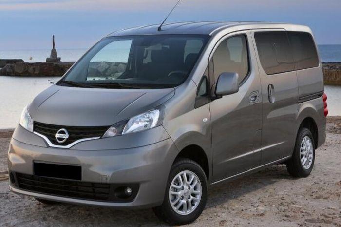 Nissan Evalia 2012 Mobil MPV Murah Bekas